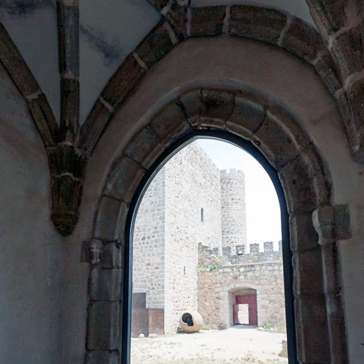 Capilla Castillo de la Coracera