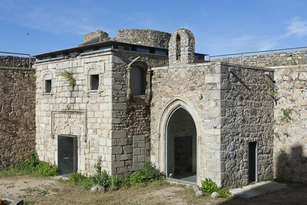 Capilla del Castillo de la Coracera